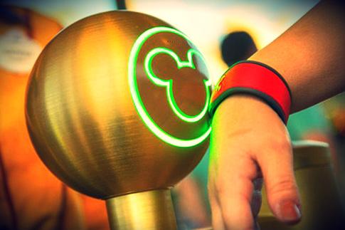 It's a key, its a ticket, its Disney's Magic Band!