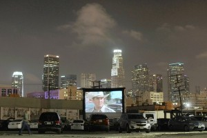 L.A. drive-in movie theaters