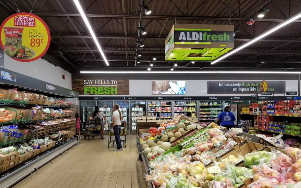 Aldi Caters to Health Trend – Global Marketing Professor